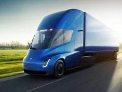електровантажівка Tesla
