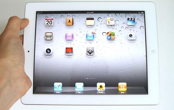 Apple ������� ������ �������� iPad � ��������� �������