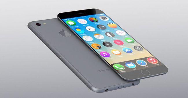 iPhone 7: эксклюзивная характеристика
