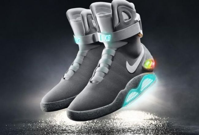 Анонсовано вихід кросівок Nike Adaptive, що самі зашнуровуються (ФОТО)