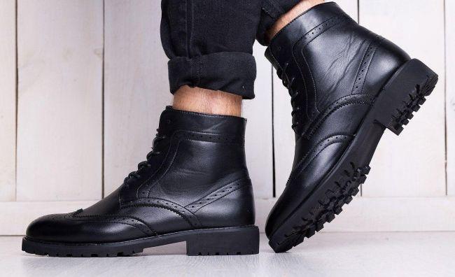 мужские ботинки, respect, респект, Как правильно выбрать, качественные