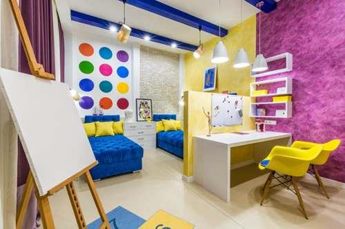 ідеальна дитяча кімната