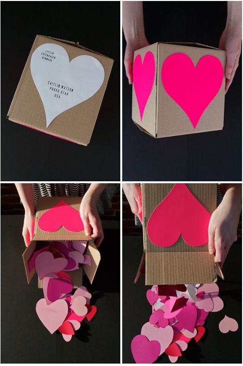 Как сделать подарок своими руками на день валентины